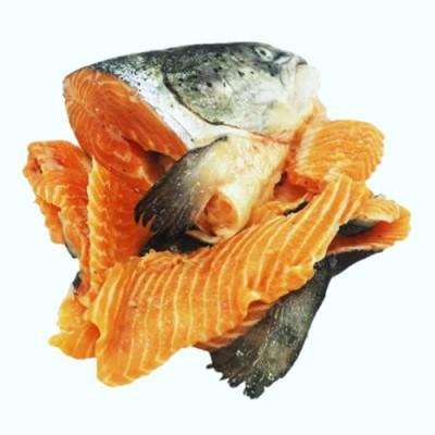 Суповой набор из лосося купить на Вкусотеке