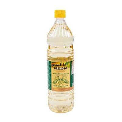 Уксус винный белый PREZIOSO, 6%, 1 л