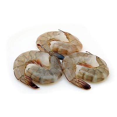 Креветки тигровые (без головы), 1 кг